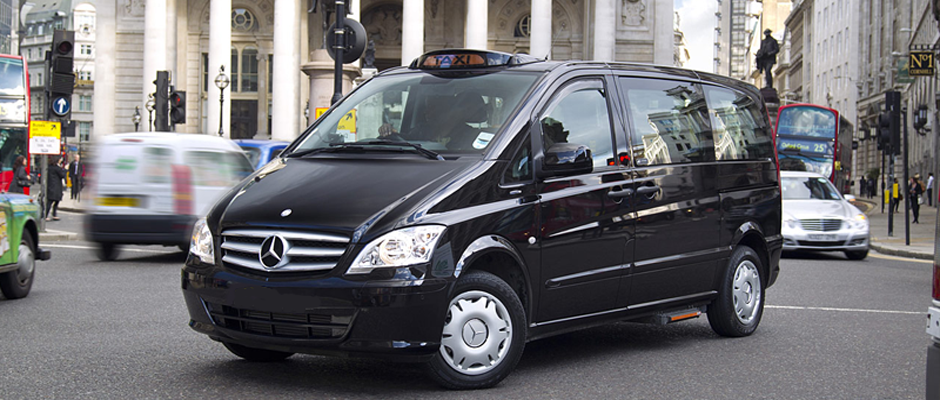 Wheelchair Accessible Taxis London