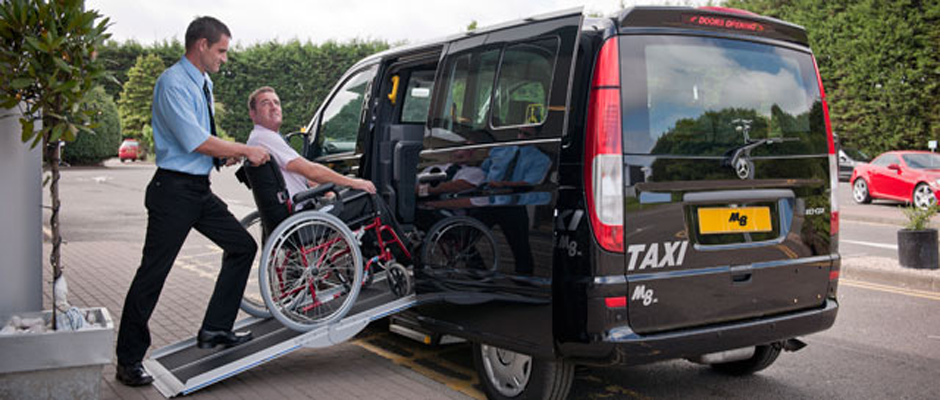 Wheelchair Taxis London